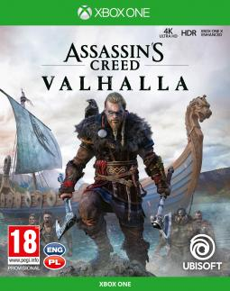 Assassin's Creed Valhalla PL (XONE)