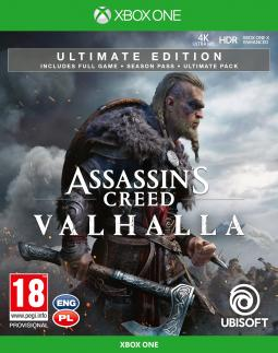 Assassin's Creed Valhalla Ultimate Edition PL (XONE)