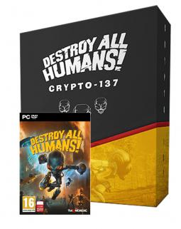 Destroy All Humans! Crypto-137 Edition PL (PC)