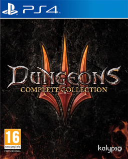Dungeons III Complete Collection (PS4)