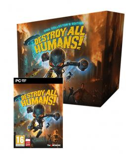 Destroy All Humans! DNA Collector's Edition PL (PC)