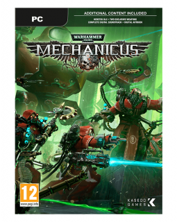 Warhammer 40,000 Mechanicus (PC)