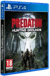 Predator Hunting Grounds PL (PS4)