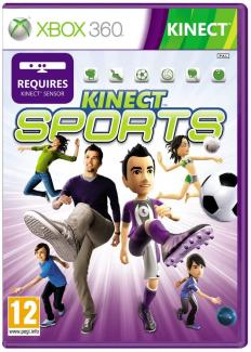 Kinect Sports PL (X360)
