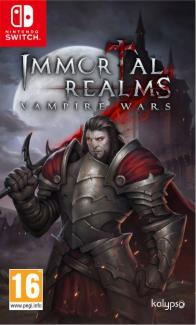 Immortal Realms Vampire Wars (NSW)