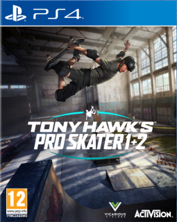 Tony Hawk's Pro Skater 1+2 (PS4)