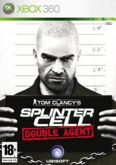 Spilnter Cell Double Agent  (X360)