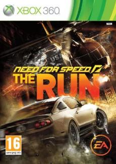 Need For Speed The Run (X360)