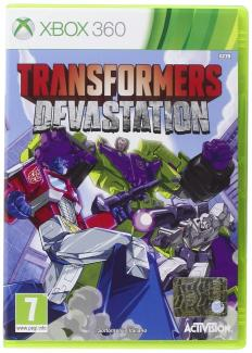 Transformers Devastation  (X360)