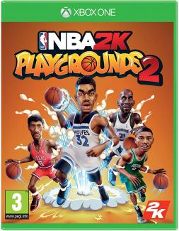 NBA 2K Playgrounds 2 (XONE)