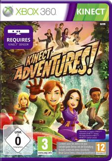 Kinect Adventures (X360)
