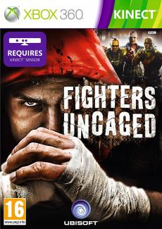 Fighters Uncaged - Kinect  (Xbox 360)