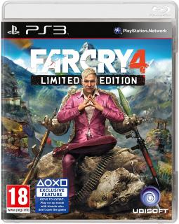 Far Cry 4 PL (PS3)
