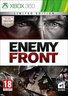 Enemy Front Limited Edition PL (X360)