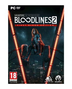 Vampire The Masquerade Bloodlines 2 - First Blood Edition (PC)