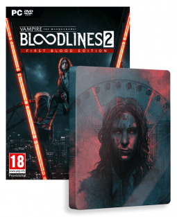 Vampire The Masquerade Bloodlines 2 - Unsanctioned Edition (PC)