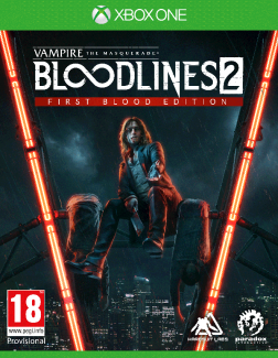 Vampire The Masquerade Bloodlines 2 - First Blood Edition (XONE)