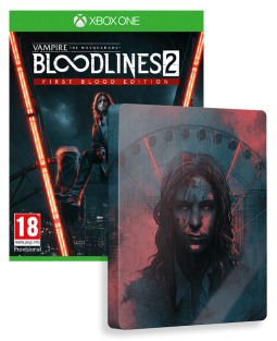 Vampire The Masquerade Bloodlines 2 - Unsanctioned Edition (XONE)