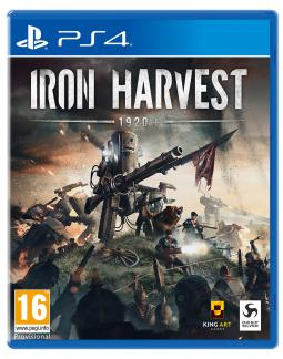 Iron Harvest Day One Edition PL (PS4)