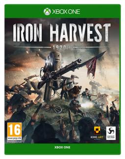 Iron Harvest Day One Edition PL (XONE)