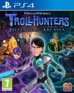 Trollhunters (Łowcy Trolli) Defenders of Arcadia PL (PS4)