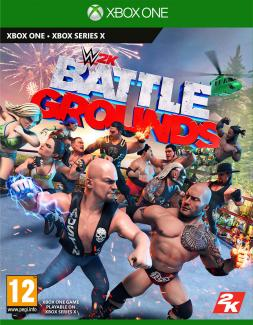 WWE 2K Battlegrounds (XONE)