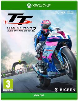 TT Isle of Man - Ride on the Edge 2 (XONE)