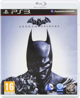 Batman Arkham Origins PL/ENG (PS3)