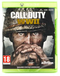 Call Of Duty WWII ENG (XONE)