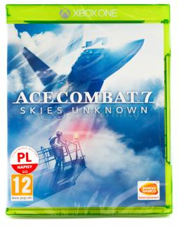 Ace Combat 7: Skies Unknown PL (XONE)