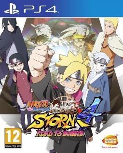 Naruto Shippuden: Ultimate Ninja Storm 4 - Road to Boruto PL (PS4)