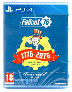 Fallout 76 Tricentennial Edition  PL (PS4)