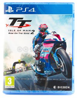TT Isle of Man - Ride on the Edge 2 (PS4)