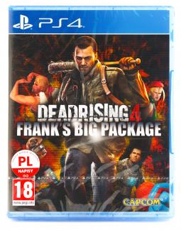 Dead Rising 4: Frank's Big Package PL (PS4)