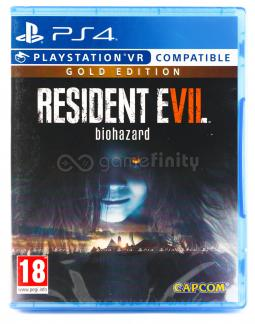 Resident Evil VII 7 Biohazard Gold Edition PL (PS4)