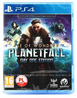 Age of Wonders Planetfall Day One Edition PL (PS4)