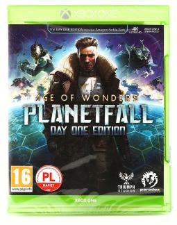 Age of Wonders Planetfall Day One Edition PL (XONE)