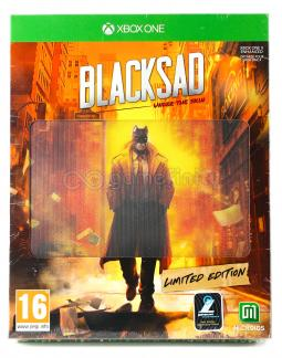 BLACKSAD Under The Skin (XONE)