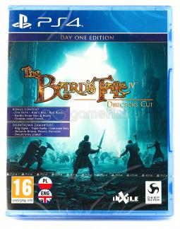 The Bard's Tale IV: Director's Cut PL (PS4)