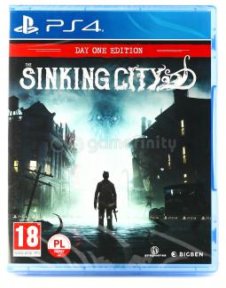 The Sinking City Day One Edition PL (PS4)