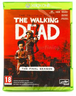 The Walking Dead: Final Season ENG (XONE)