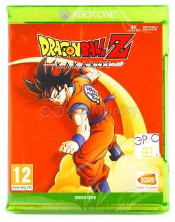 Dragon Ball Z Kakarot PL (XONE)