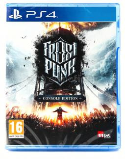 Frostpunk Console Edition PL (PS4)