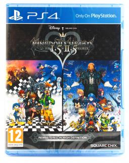 Kingdom Hearts HD 1.5 + 2.5 ReMIX (PS4)
