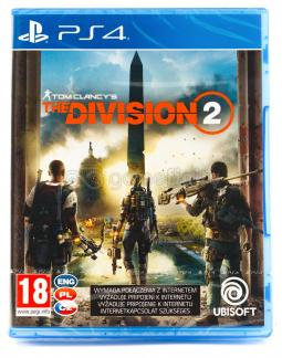 Tom Clancy's The Division 2 PL (PS4)