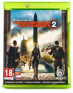 Tom Clancy's The Division 2 PL (XONE)