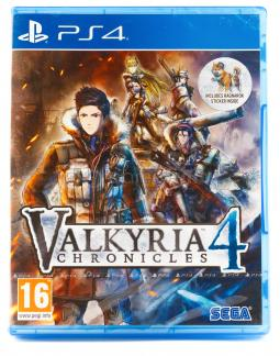 Valkyria Chronicles 4 ENG (PS4)