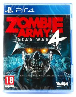 Zombie Army 4 Dead War PL (PS4)