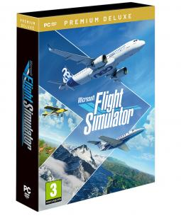 Microsoft Flight Simulator Premium Deluxe PL (PC)