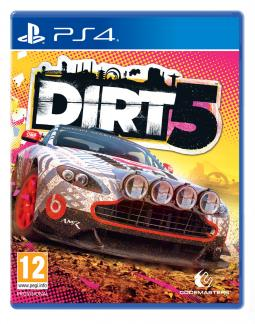 DiRT 5 PL (PS4)